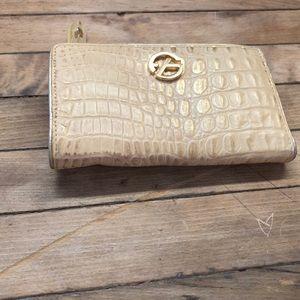 designer francesco biasia vintage wallet